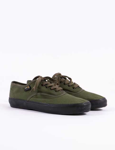 Olive/Black 40's US Navy Military Trainer