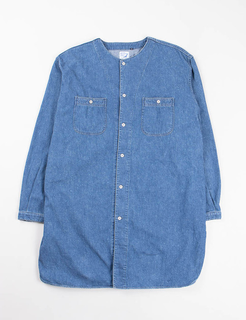 Used Denim Oasurou Shirt