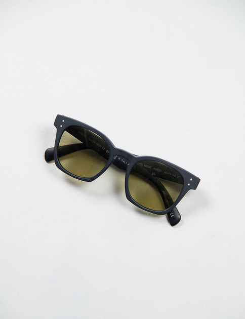 Matte Black/Green Byredo Sunglasses