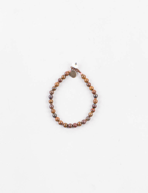 Iron Tiger's Eye 6mm Bracelet
