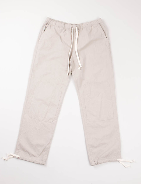Khaki Knee Patched Training Pant