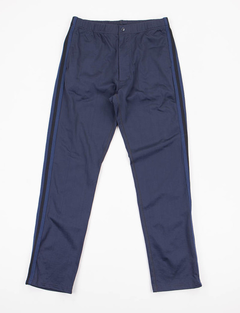 Navy Nyco Jersey Track Pant