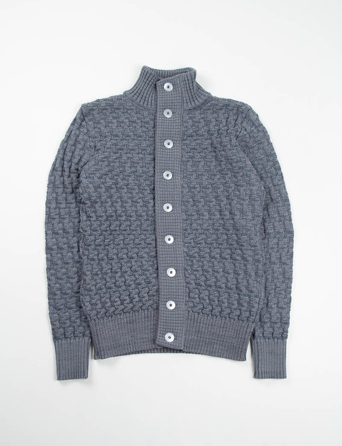 Grey Zone Stark Cardigan
