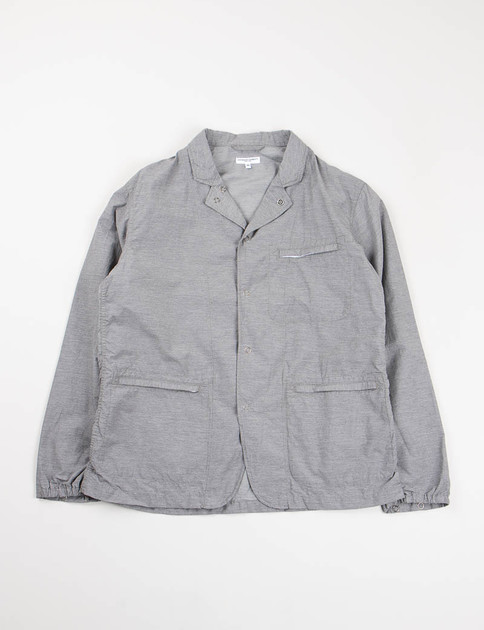 Grey Heather Activecloth Knockabout Jacket