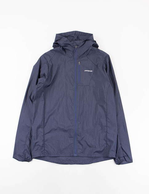 Navy Blue Houdini Jacket
