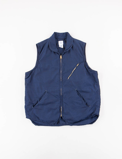 Navy Soft Cotton E–Z Cruz Vest