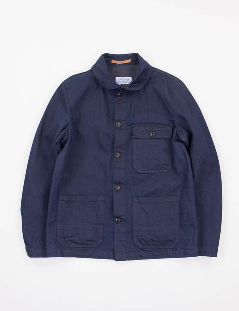 Indigo Denim Officina Jacket