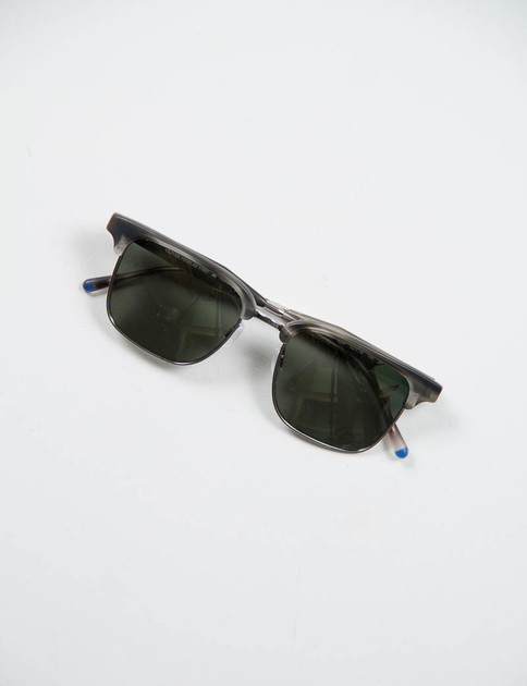 Smoke Tortoise Ajax Sunglasses