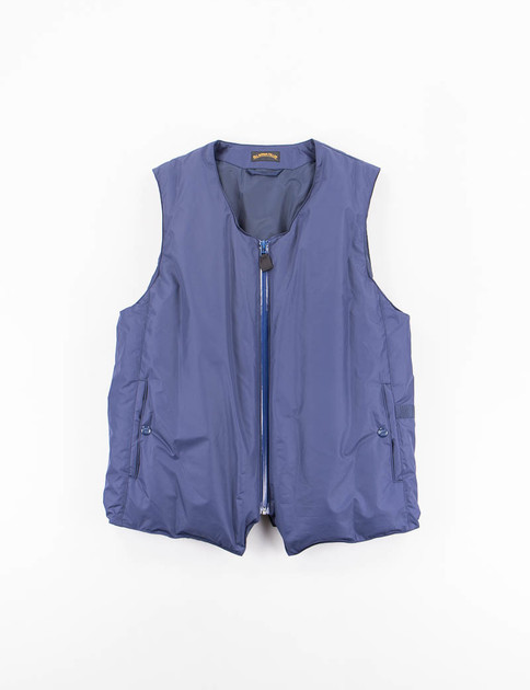 Blue Ukon Down Vest