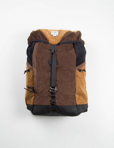 Raven/Corduroy Mix Large Climb Pack