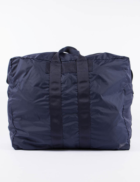 Navy Flex 2Way Duffle Bag L