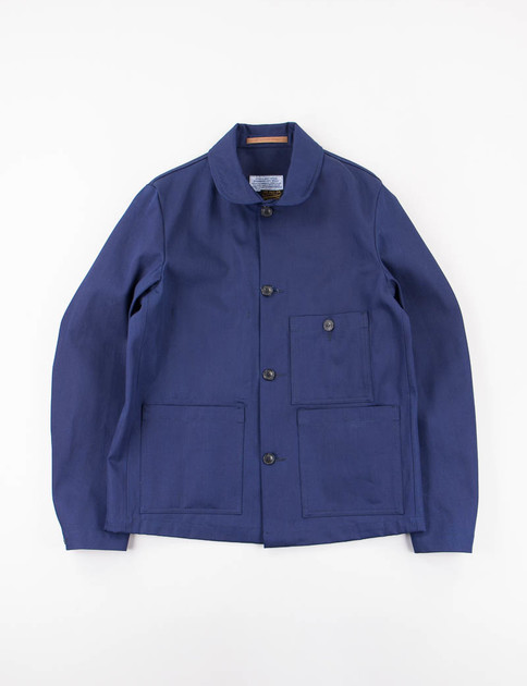 Double Indigo Laboratorio Jacket