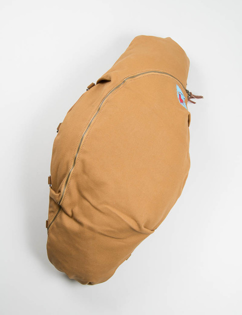 Camel No.8 Canvas HIKE Snufkin Bag