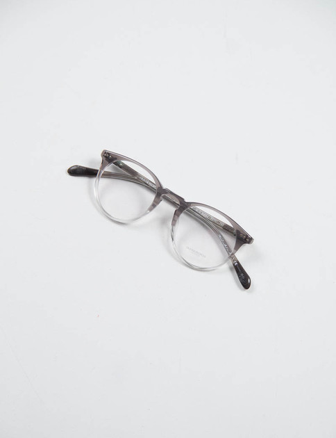 Grey Gradient Sir O'Malley Optical Frame
