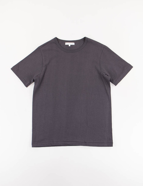 Charcoal 215 Organic Cotton Army Shirt