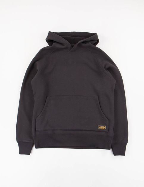 Black Cam C–Hooded Sweatshirt
