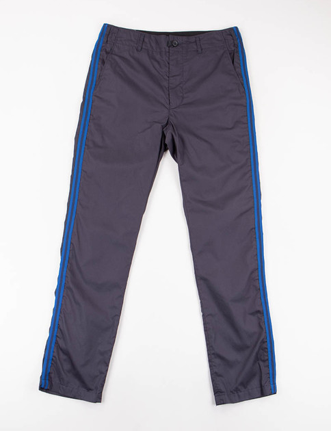 Dark Navy High Count Twill Prospect Pant
