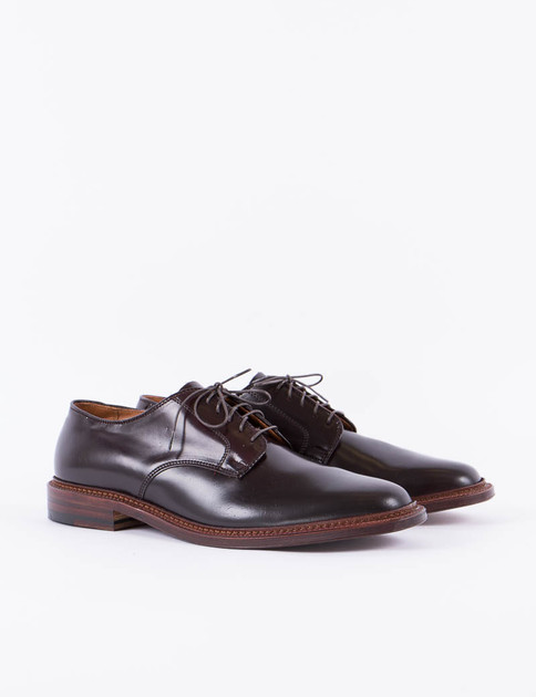 Alden bootmakers the bureau belfast for Bureau belfast