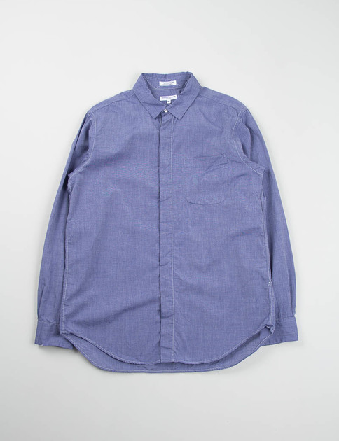 Royal End On End Short Collar Shirt