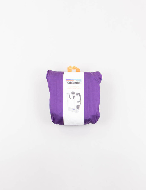 Purple Lightweight Travel Tote Pack