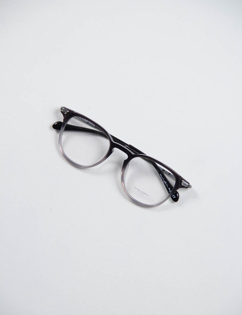 Grey Gradient Ennis Optical Frame