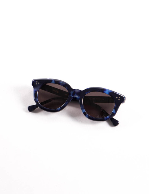 Blue Tortoise Shelby Sunglasses