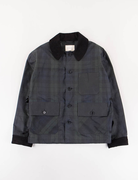 Blackwatch Waxed Cotton Factory Jacket SPECIAL