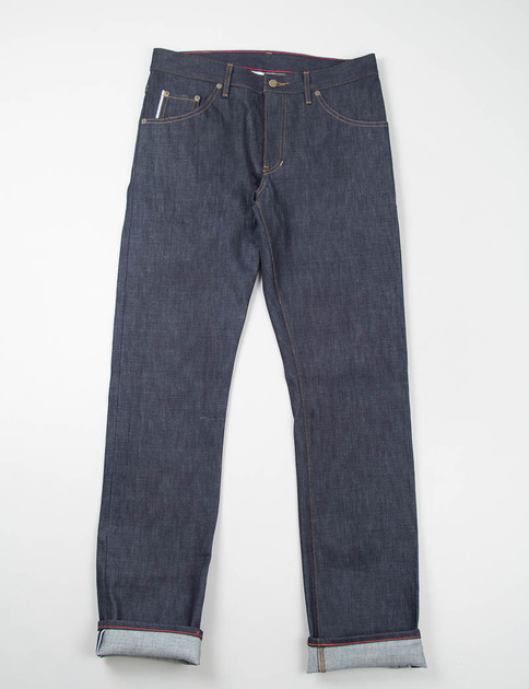 Raw Selvage Jones Jean
