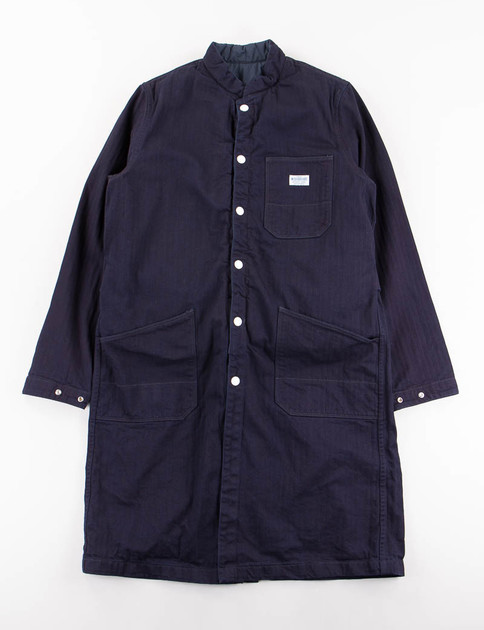Neighborhood Indigo Reversible RM C–Coat