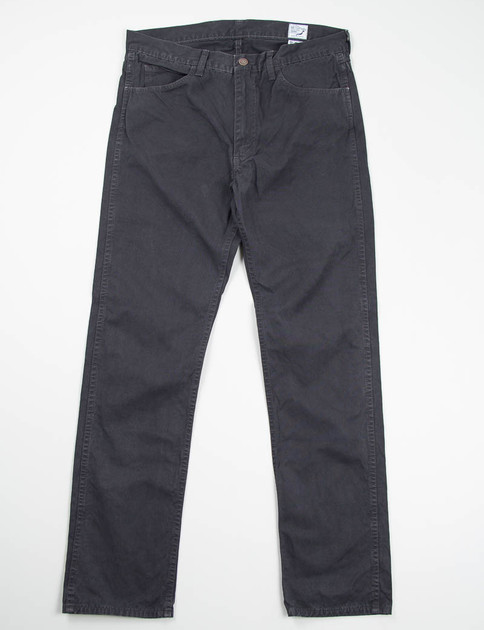 Gray 107 Slim Fit Jean