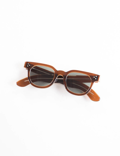 Brown Crystal/G–15 FDR Sunglasses