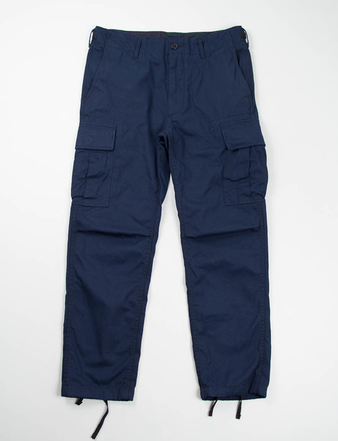 Dark Navy Outback Canvas BDU Pant