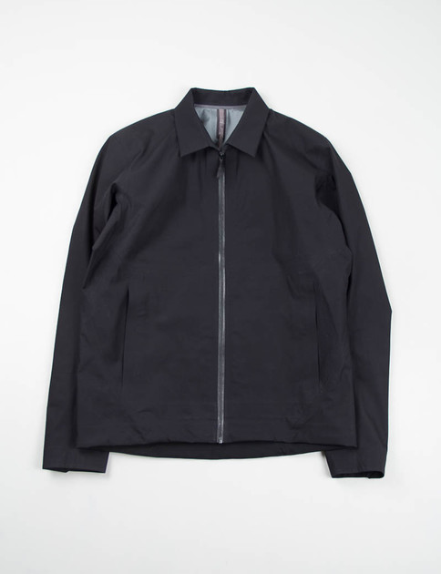 Black Imbric Jacket