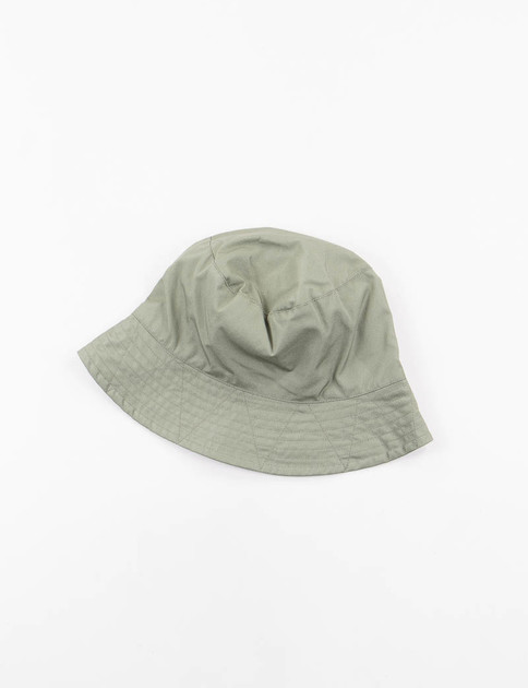 Olive PC Poplin Bucket Hat