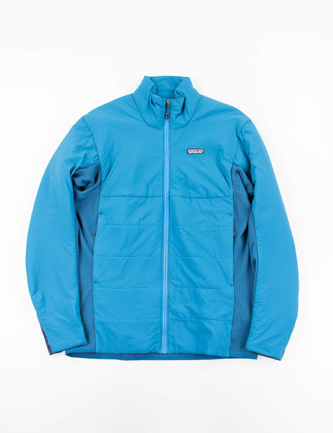 Big Sur Blue Nano–Air Light Hybrid Jacket