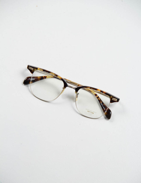 DTB/Antique Gold Executive I Optical Frame