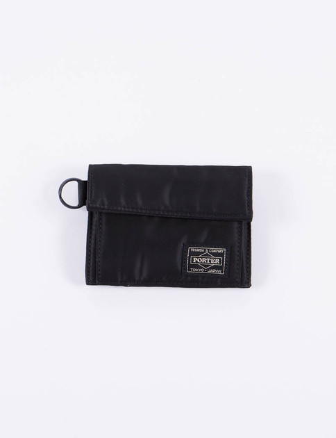 Black Tanker Wallet