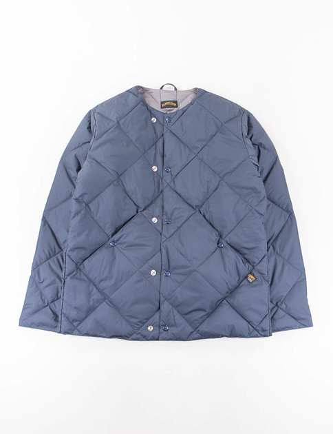 Navy Inner Down Jacket