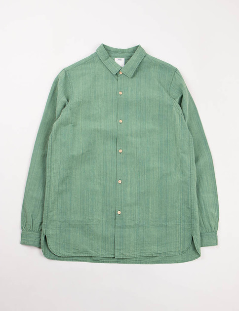 Green C/L Long Rider Shirt