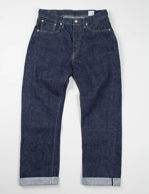 One Wash 105 Standard 5 Pocket Jean