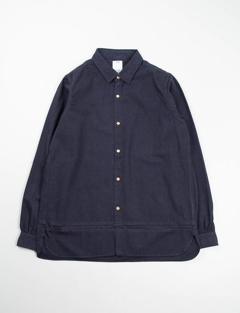 Navy Long Rider Shirt