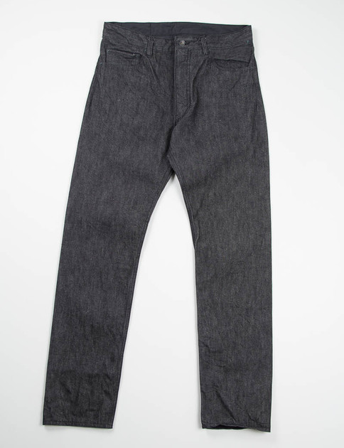 Black 11oz Broken Denim Type 6 Jean