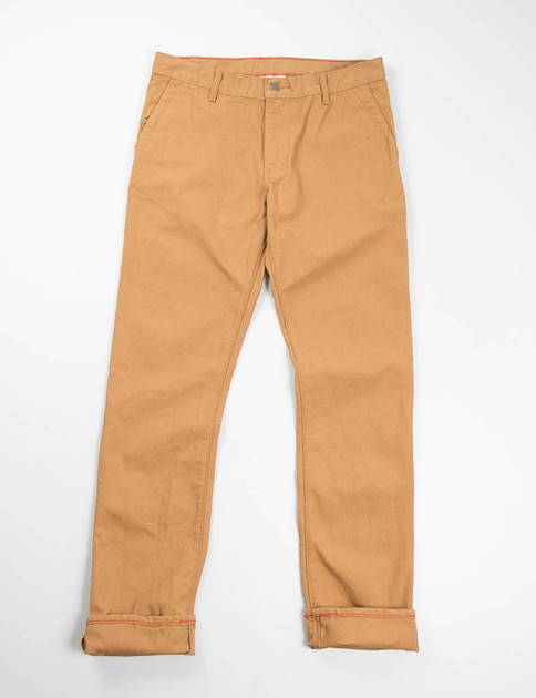 Sawdust Canvas Jones Trouser