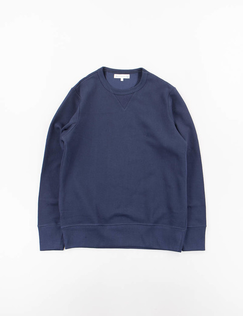 Ink Blue 3S48 Organic Cotton Sweater