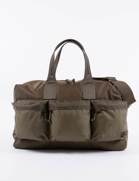 Olive Force 2Way Duffle Bag