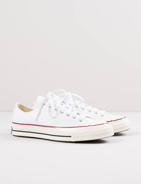 White Chuck Taylor All Star 70s