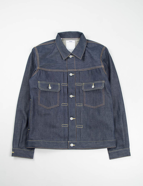 Unwashed VF SS 101 Jacket