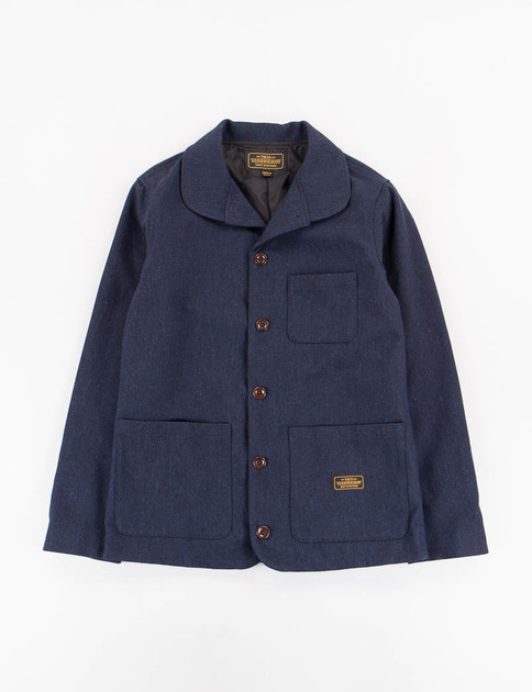 Navy H.R. CW–Jacket