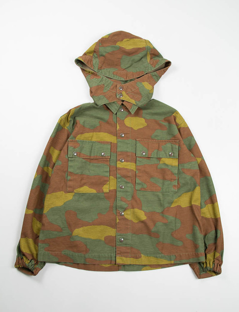 Camo S.M Field Shirt Jacket