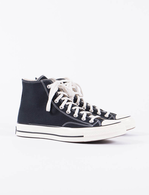 Black Chuck Taylor All Star 70s Hi